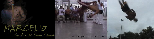 Watch Narcelio's Capoeira Showreel
